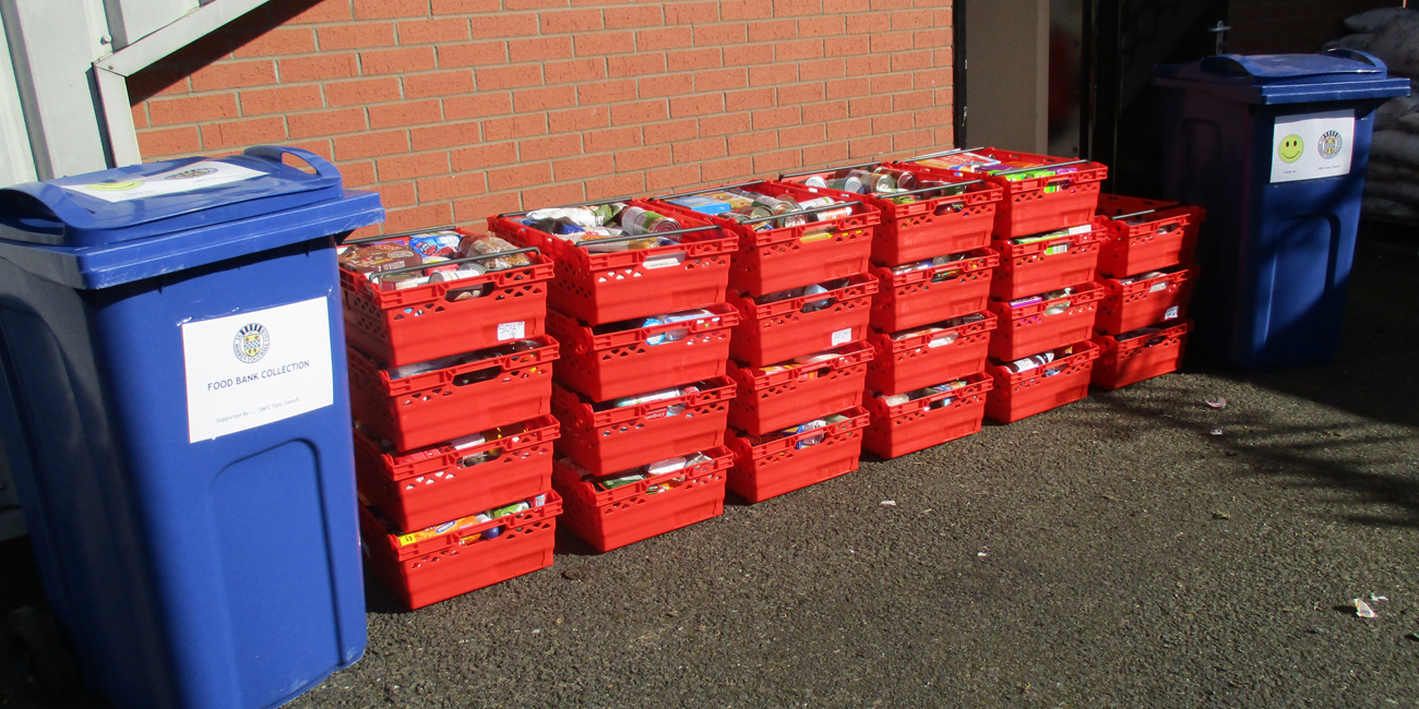 Foodbank Collection (25th Aug)