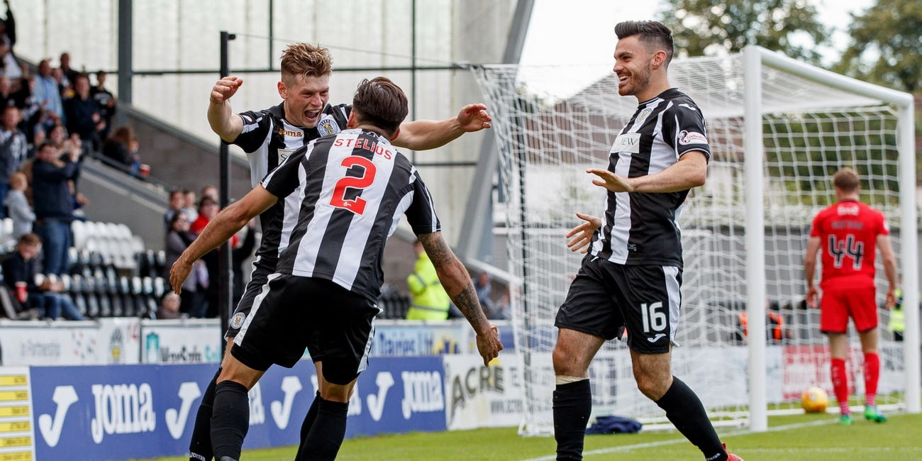 Match Preview St Mirren v Falkirk