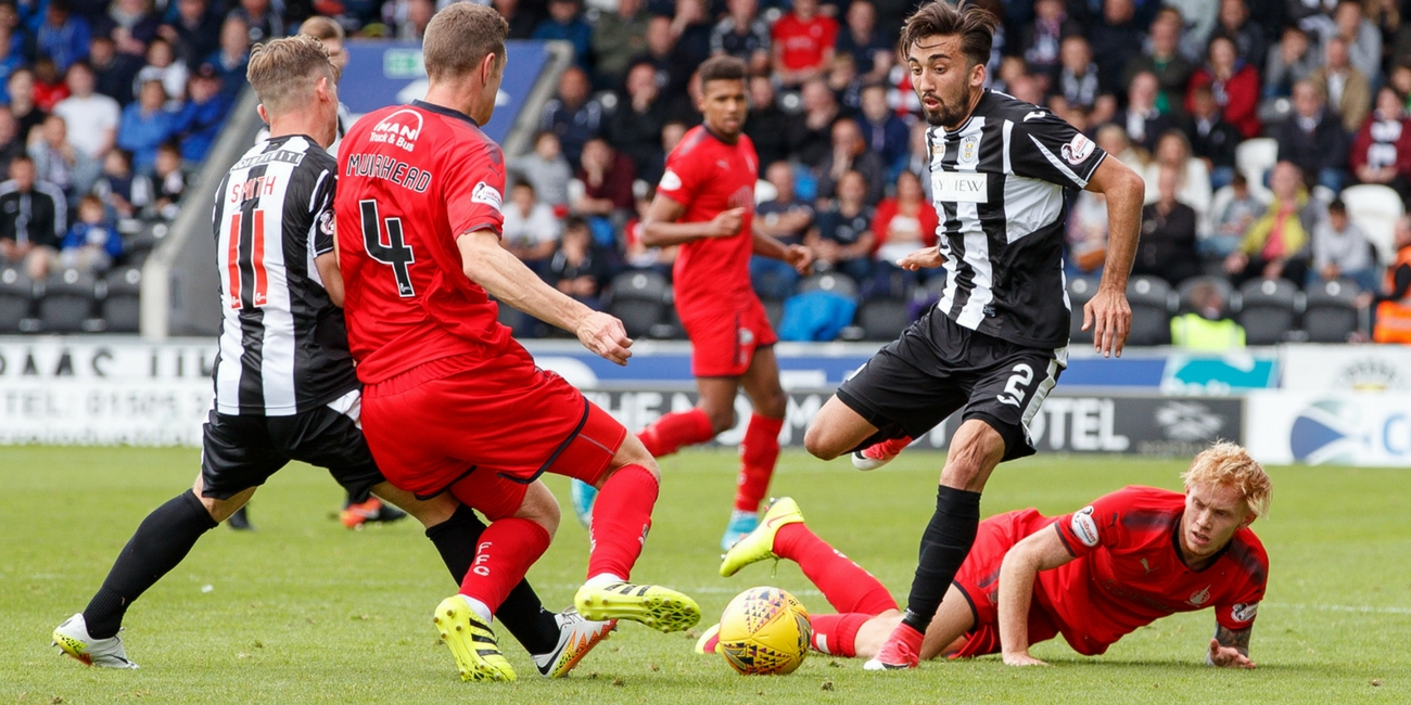 Matchday Info: St Mirren v Falkirk (17th Apr)