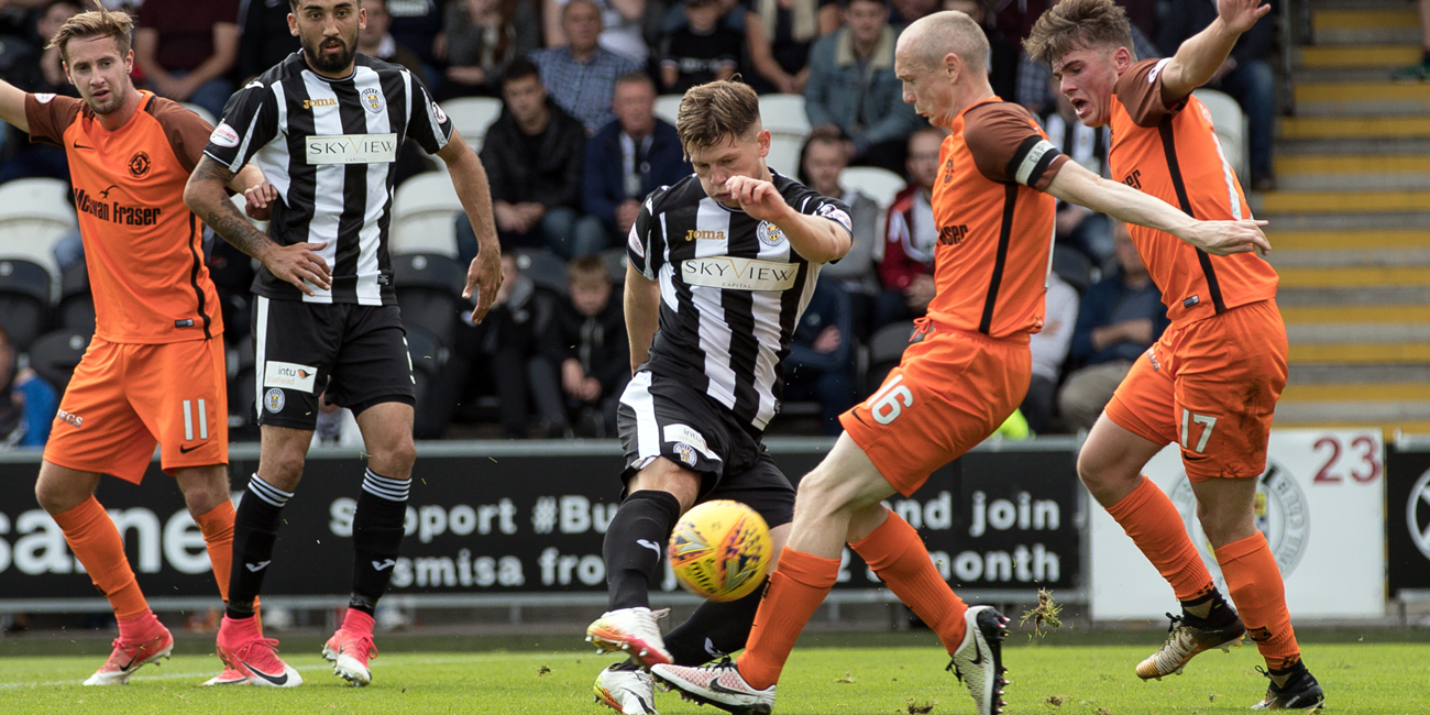 St Mirren vs Dundee United: Matchday Info (29th Dec)