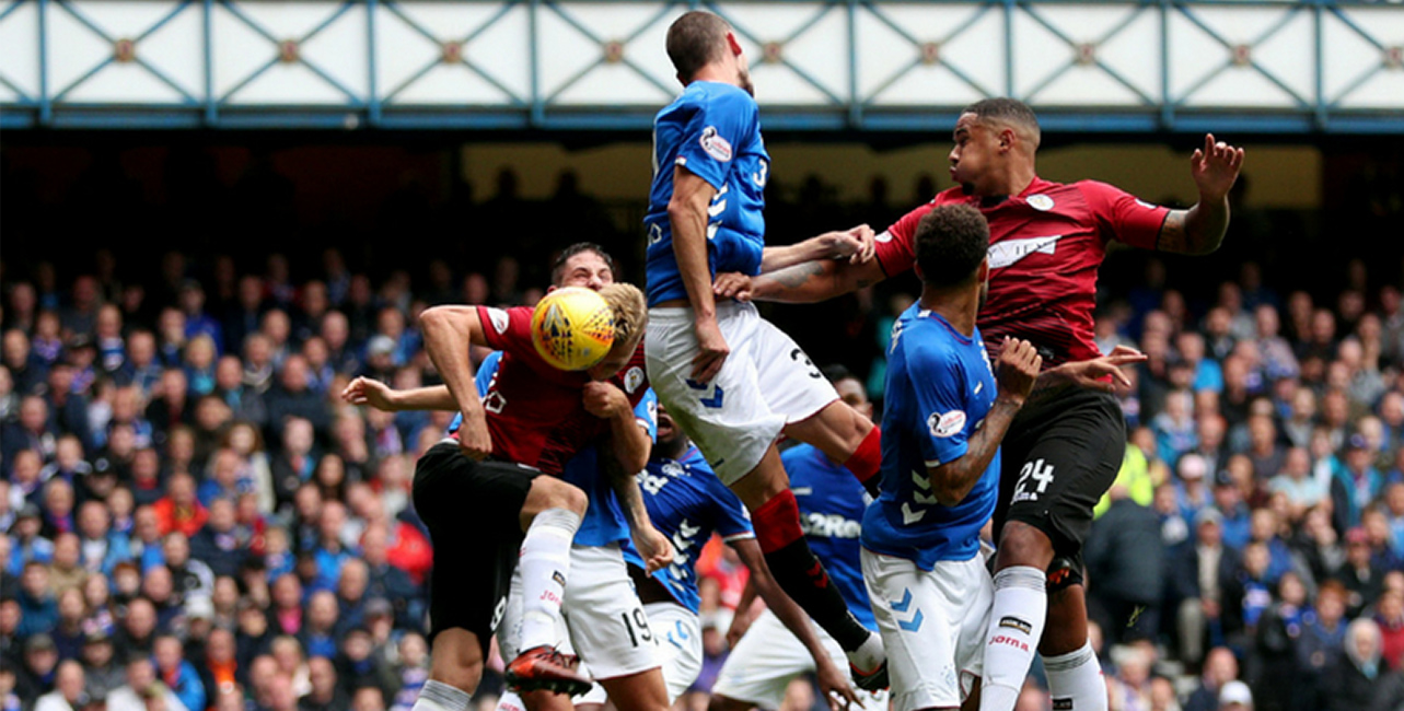 Match Report: Rangers 2-0 St Mirren