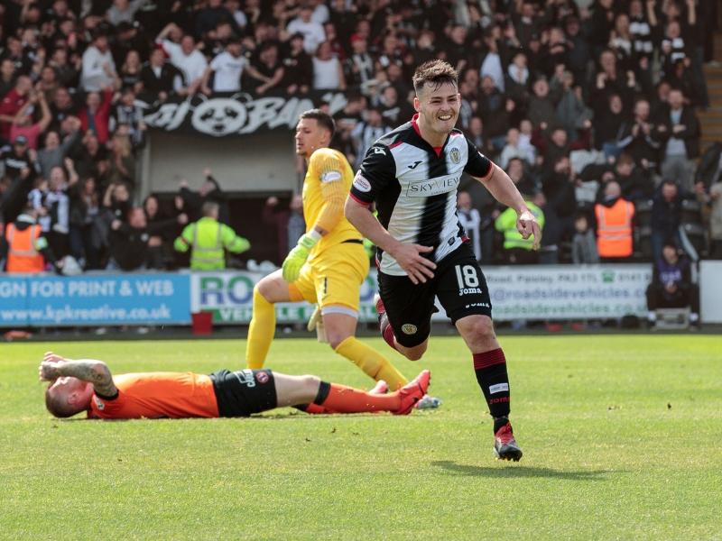 Match Report: St Mirren 1-1 Dundee United (St Mirren Win 2