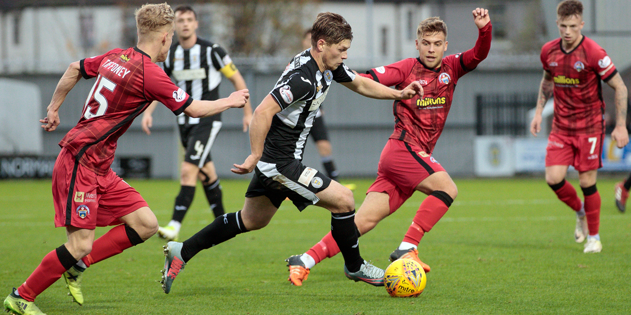 St Mirren vs Morton: Matchday Info (21st Apr)