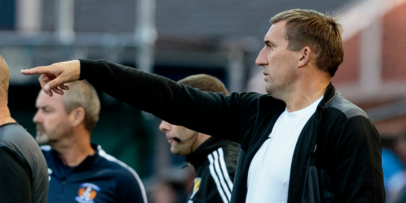 Reaction: Alan Stubbs Post Kilmarnock