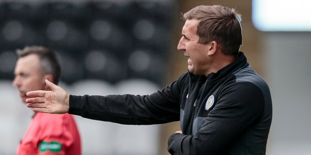 Reaction: Alan Stubbs post Spartans