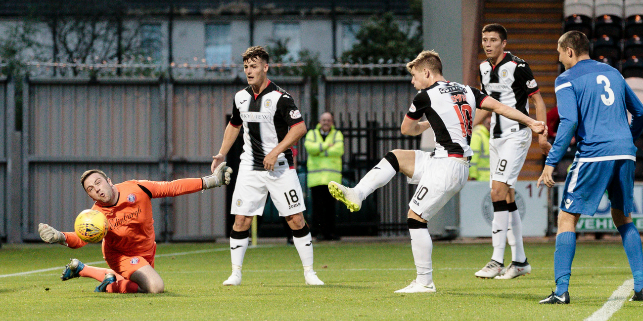 Match Report: St Mirren 2-2 Spartans (5-3 on penalties)