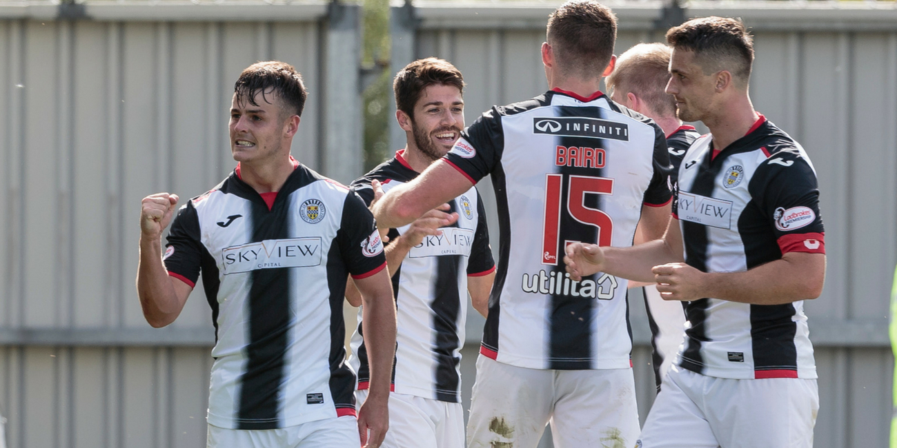 Match Report: St Mirren 2-1 Dundee