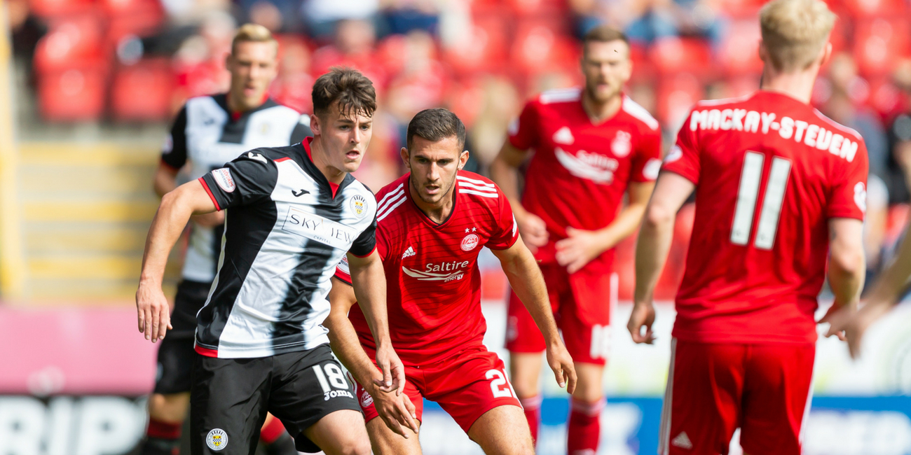 Match Report: Aberdeen 4-0 St Mirren