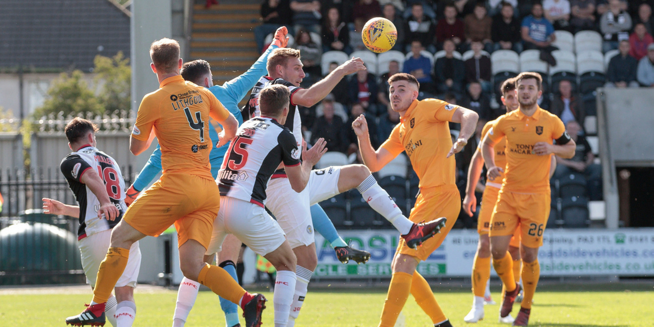 Match Report: St Mirren 0-2 Livingston