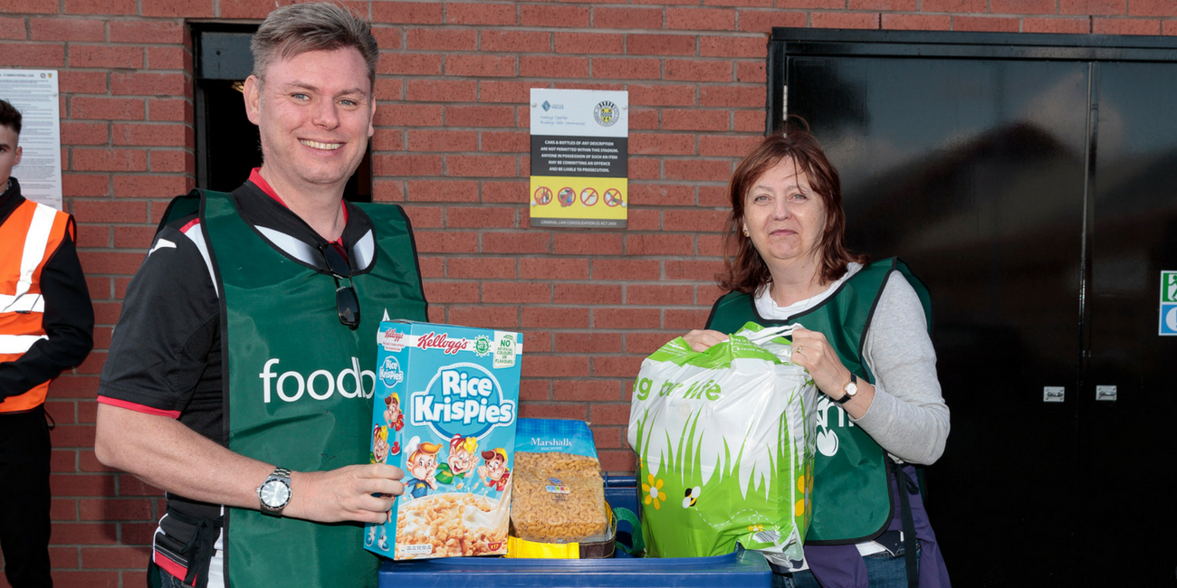 Foodbank Collection (30th March)