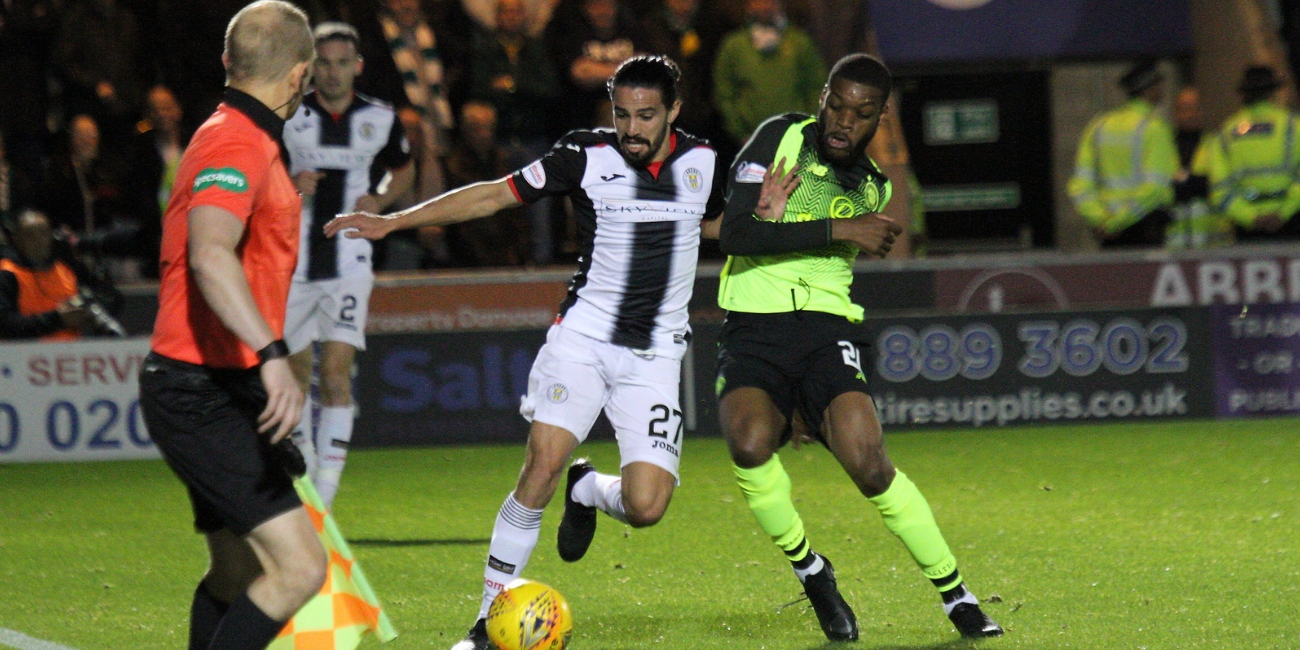 Match Report: St Mirren 0-0 Celtic