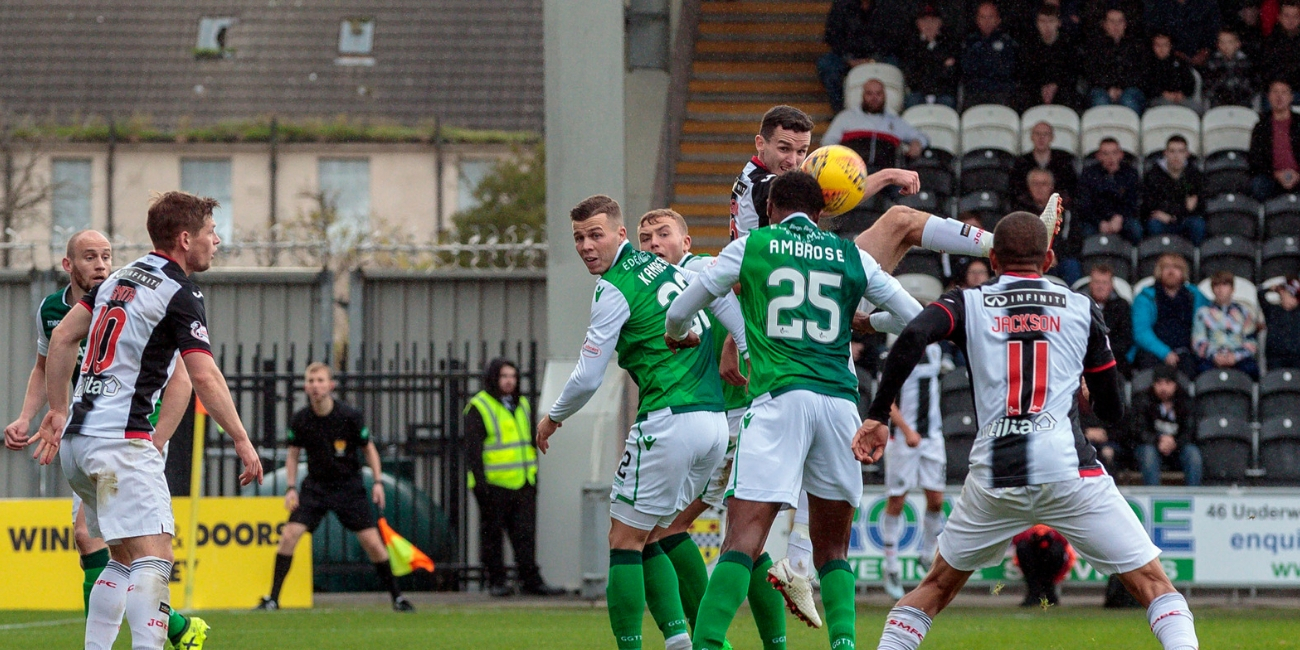 Match Report: St Mirren 0-1 Hibernian