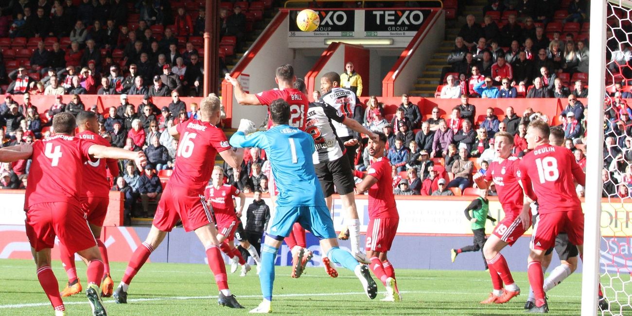 Match Report: Aberdeen 4-1 St Mirren