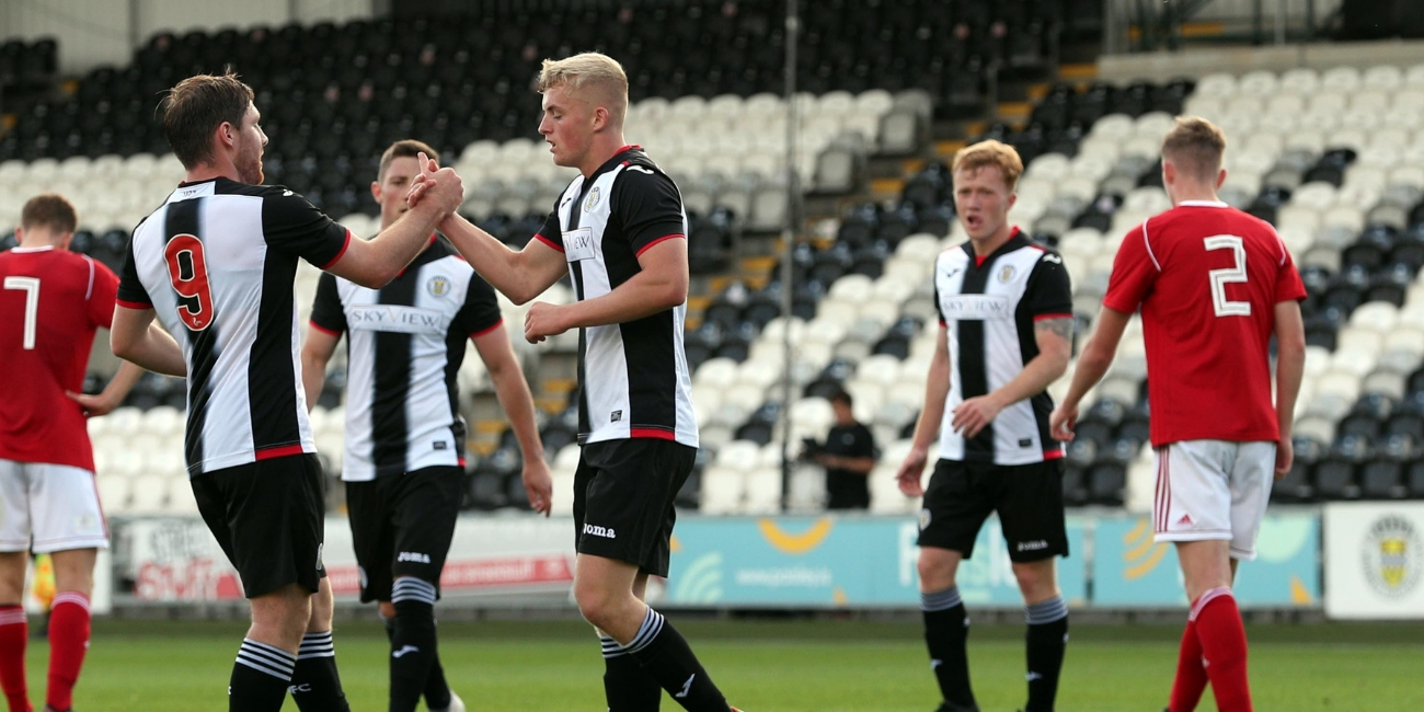 Matchday Info: St Mirren Colts v Queen's Park