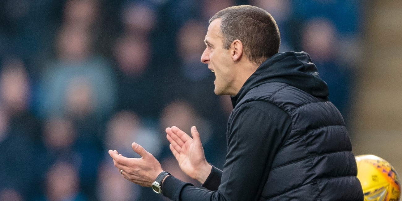 Reaction: Oran Kearney Post Kilmarnock