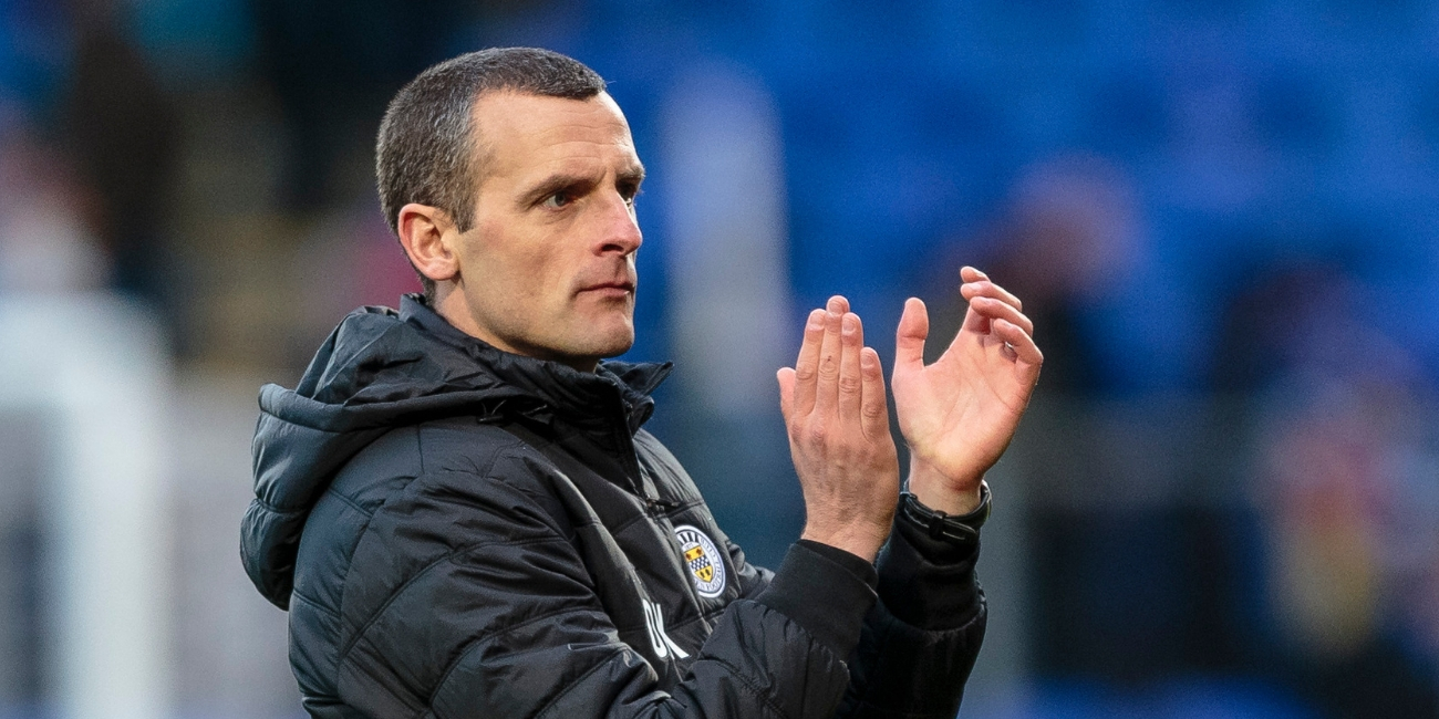 Reaction: Oran Kearney Post St Johnstone