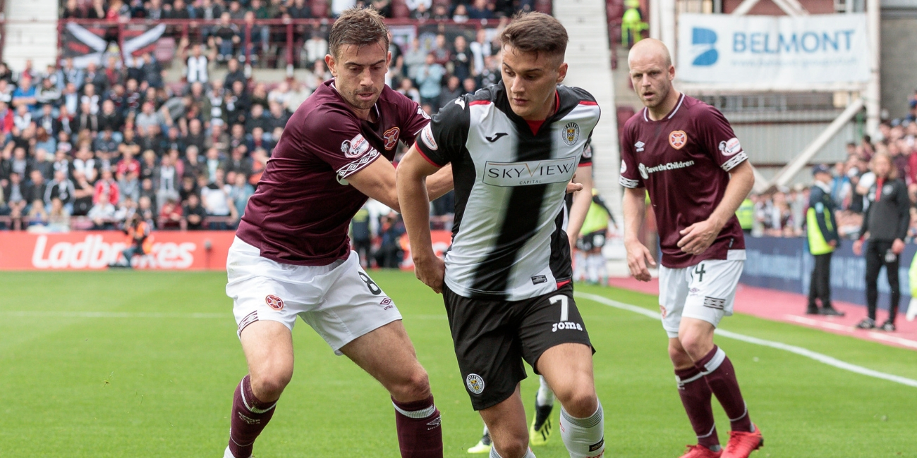 Match Preview: St Mirren v Hearts