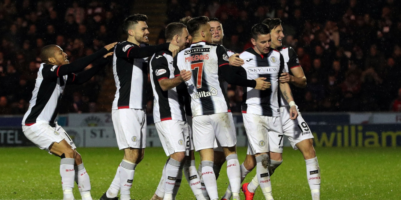 Match Report: St Mirren 2-0 Hearts