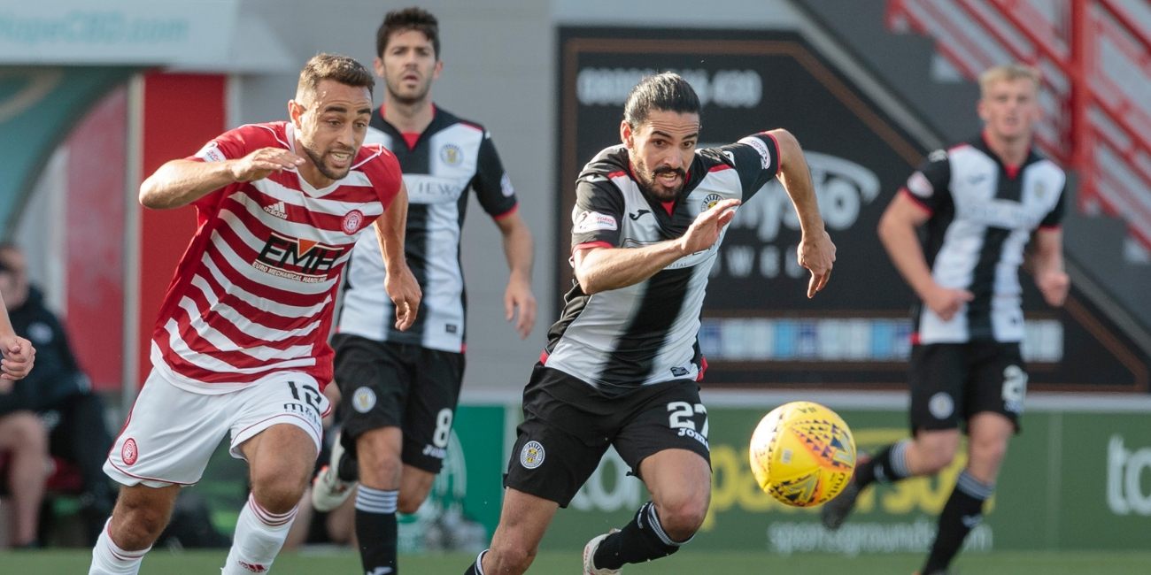 Match Preview: St Mirren v Hamilton