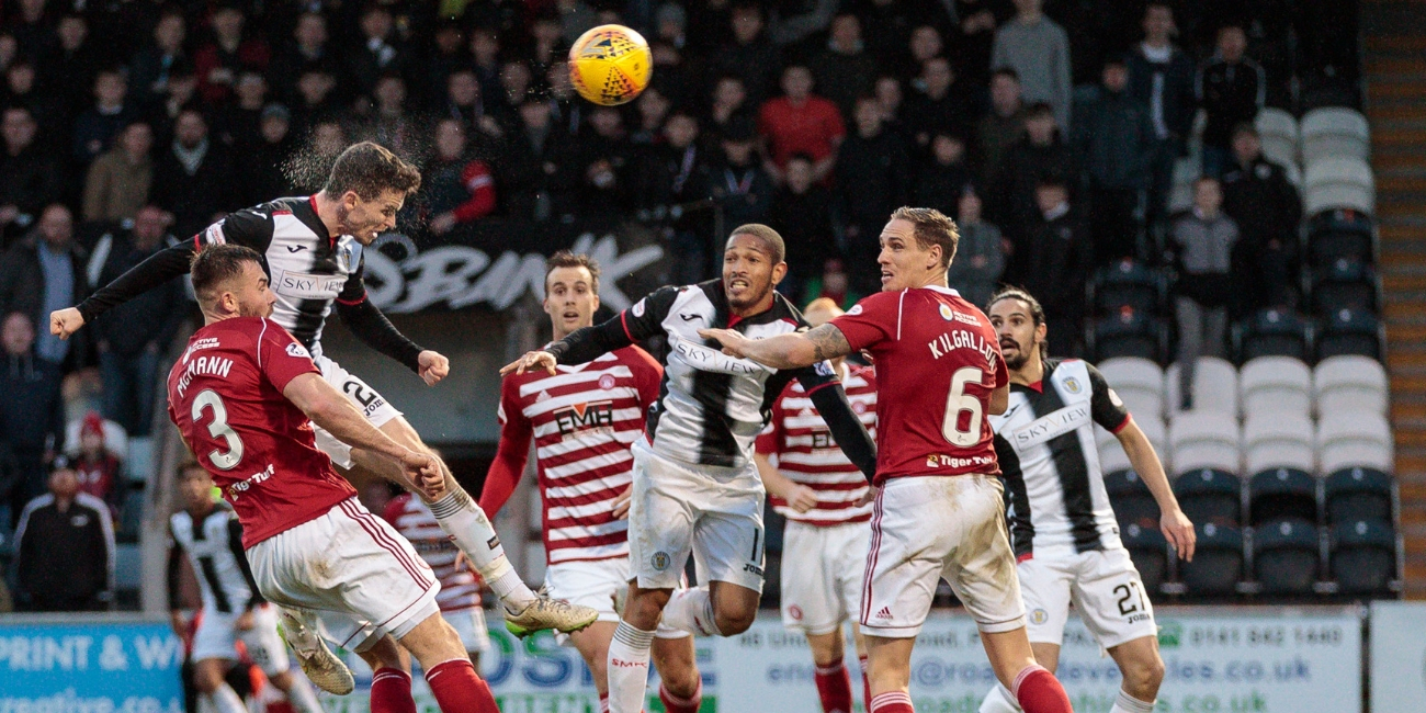 Match Report: St Mirren 1-3 Hamilton