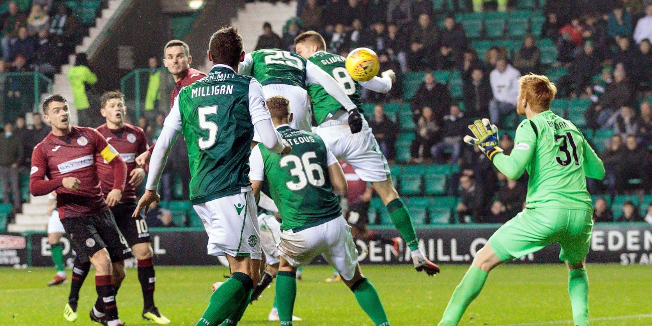 Match Report: Hibernian 2-2 St Mirren