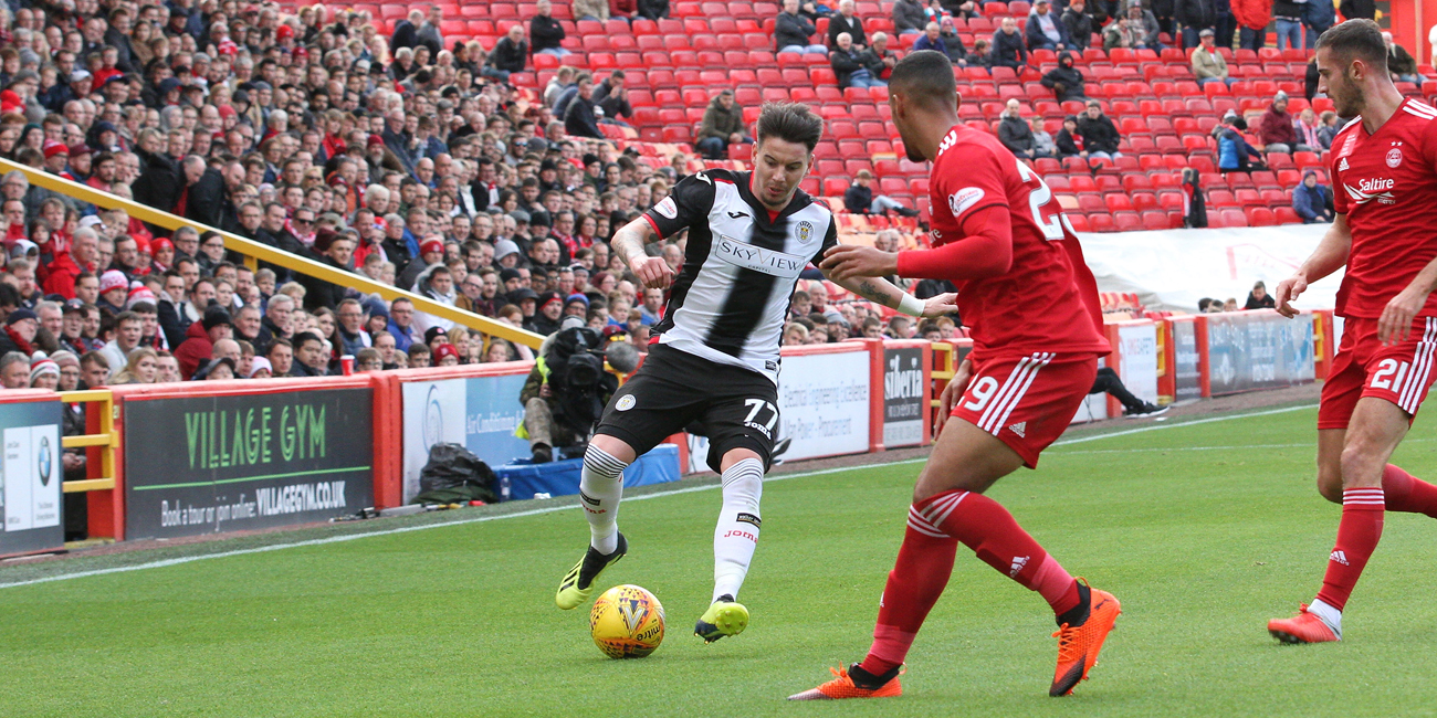 St Mirren vs Aberdeen: Matchday Info (15th Dec)