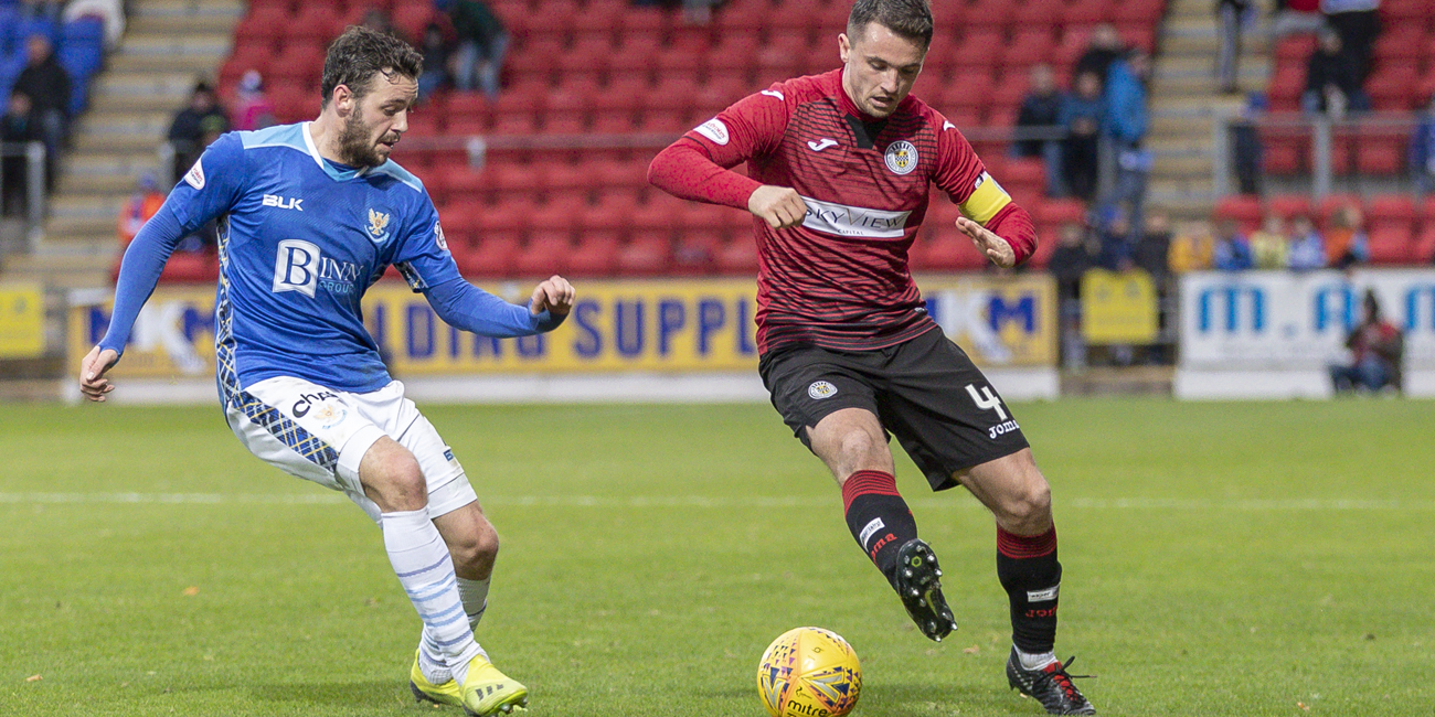 St Mirren vs St Johnstone: Matchday Info (26th Dec)