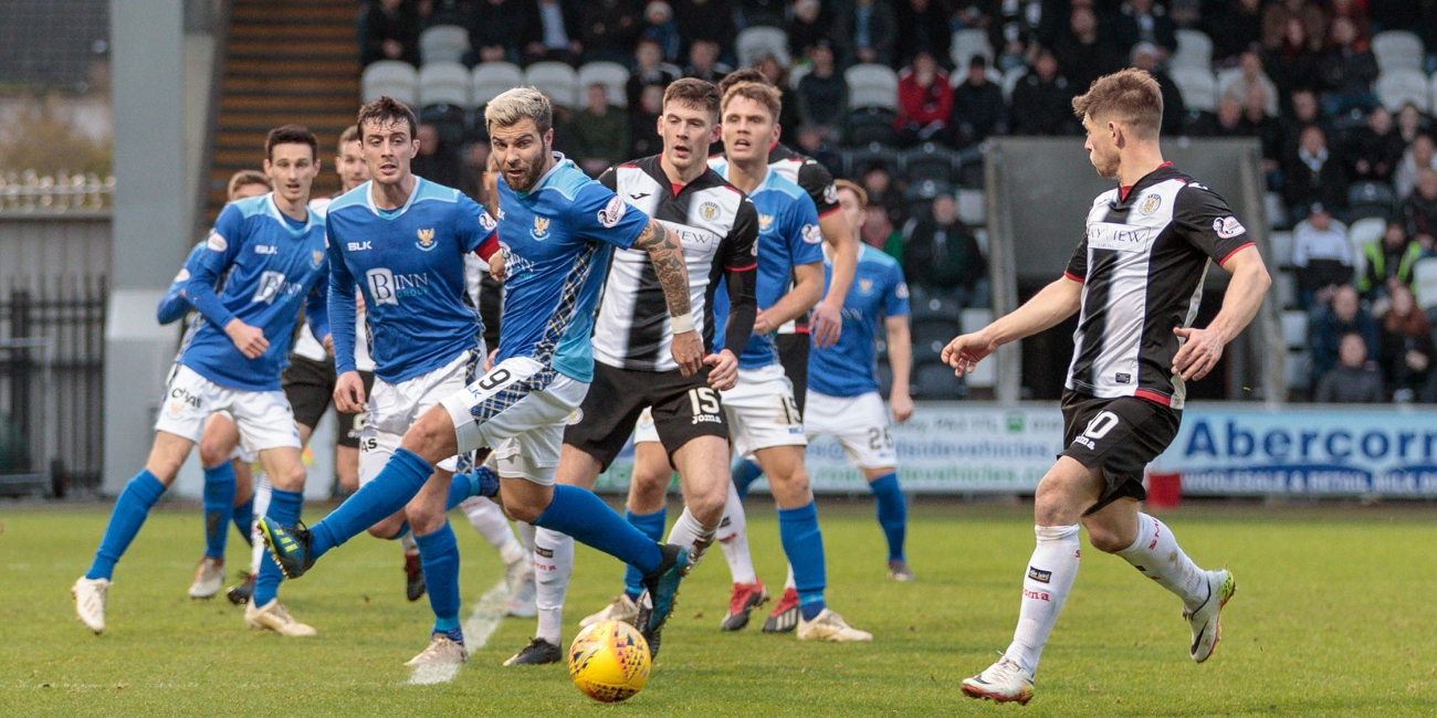 Match Report: St Mirren 0-1 St Johnstone