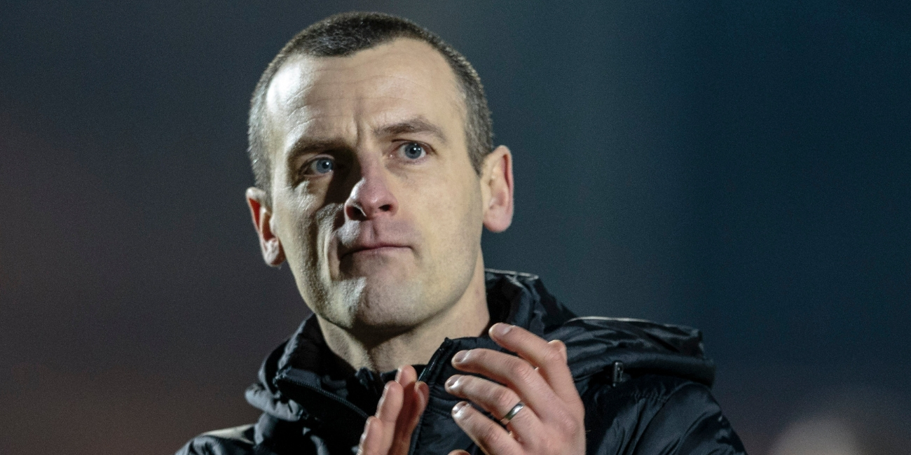 Reaction: Oran Kearney Post-Alloa