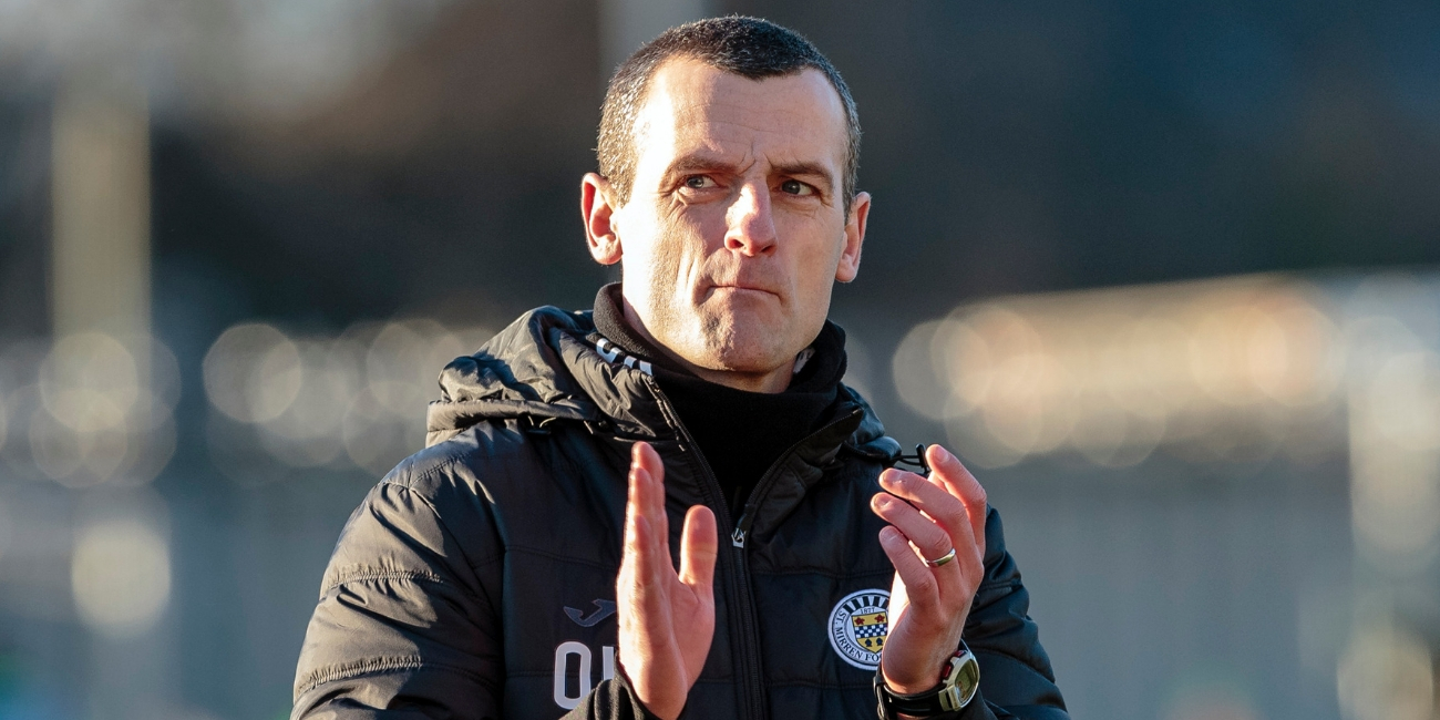 Reaction: Oran Kearney Post Hibernian