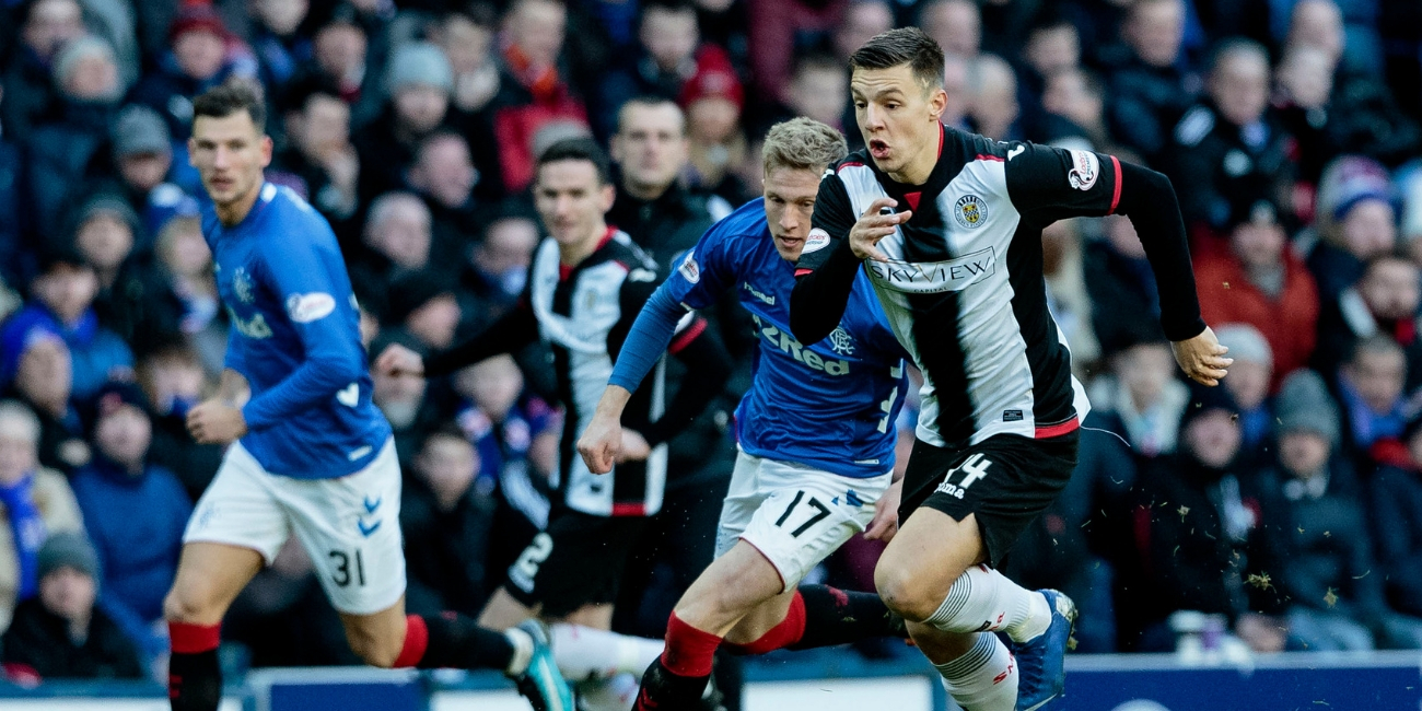 Match Report: Rangers 4-0 St Mirren