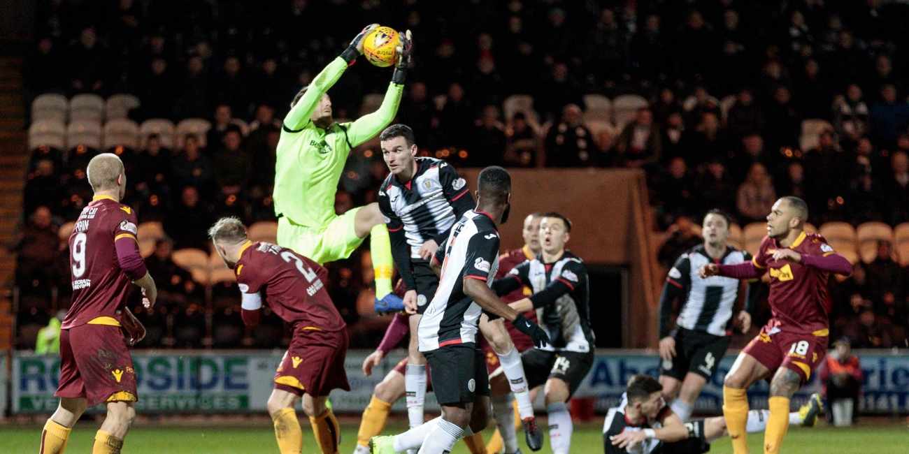 Match Report: St Mirren 1-2 Motherwell
