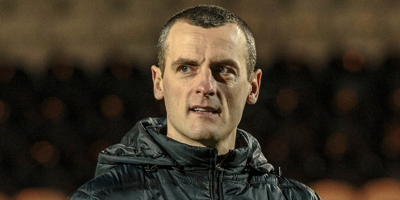 Reaction: Oran Kearney Post Motherwell