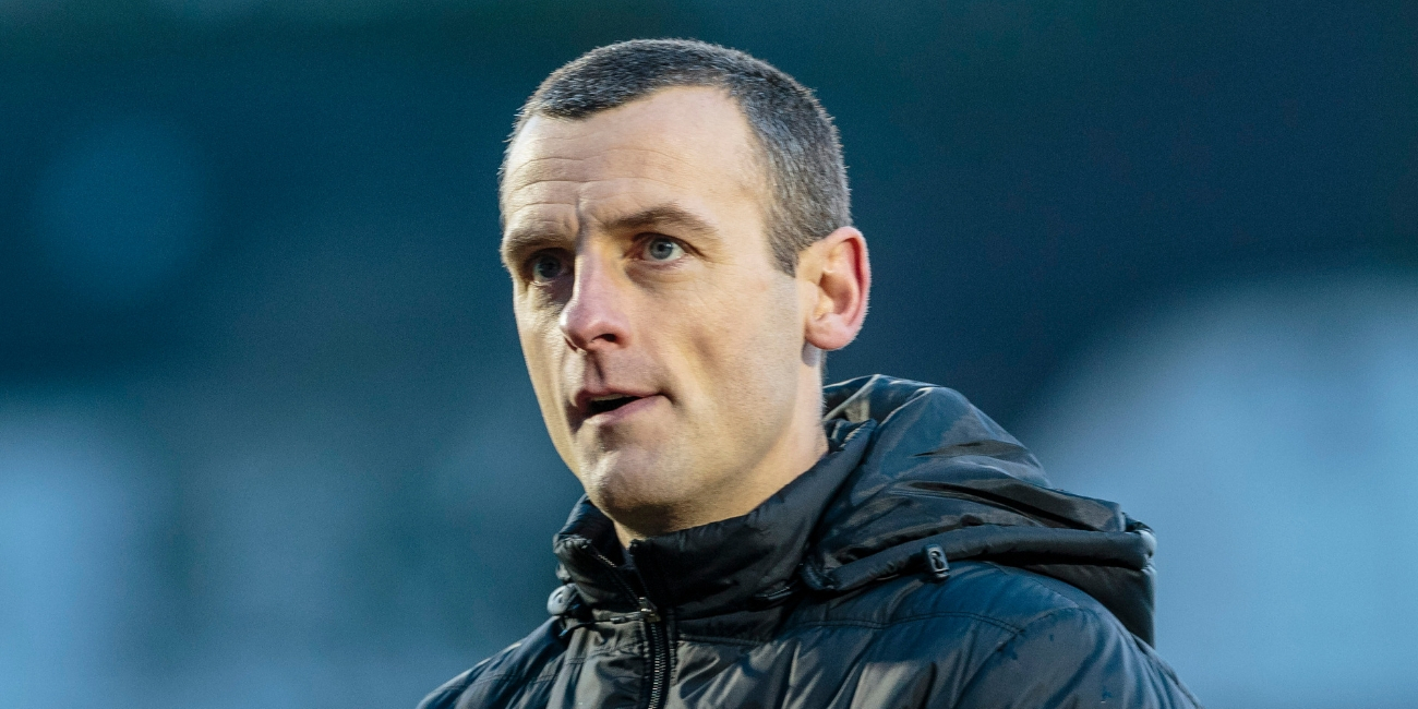 Reaction: Oran Kearney Post Dundee United