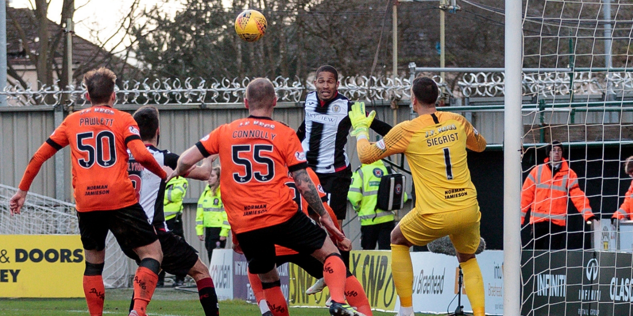 Match Report: St Mirren 1-2 Dundee United