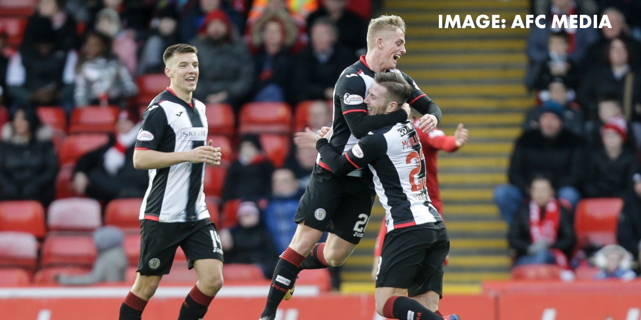 Match Report: Aberdeen 2-2 St Mirren
