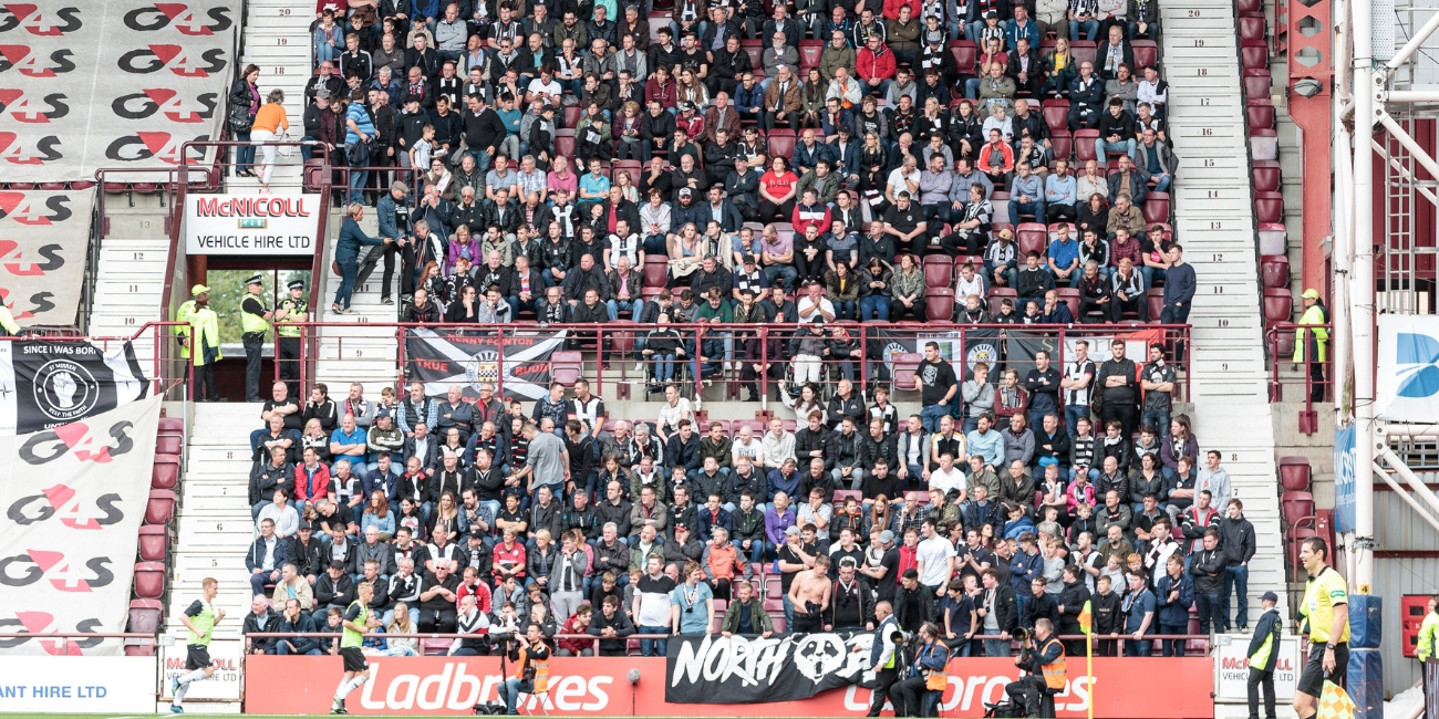 Ticket Info: Hearts v St Mirren (9th November)