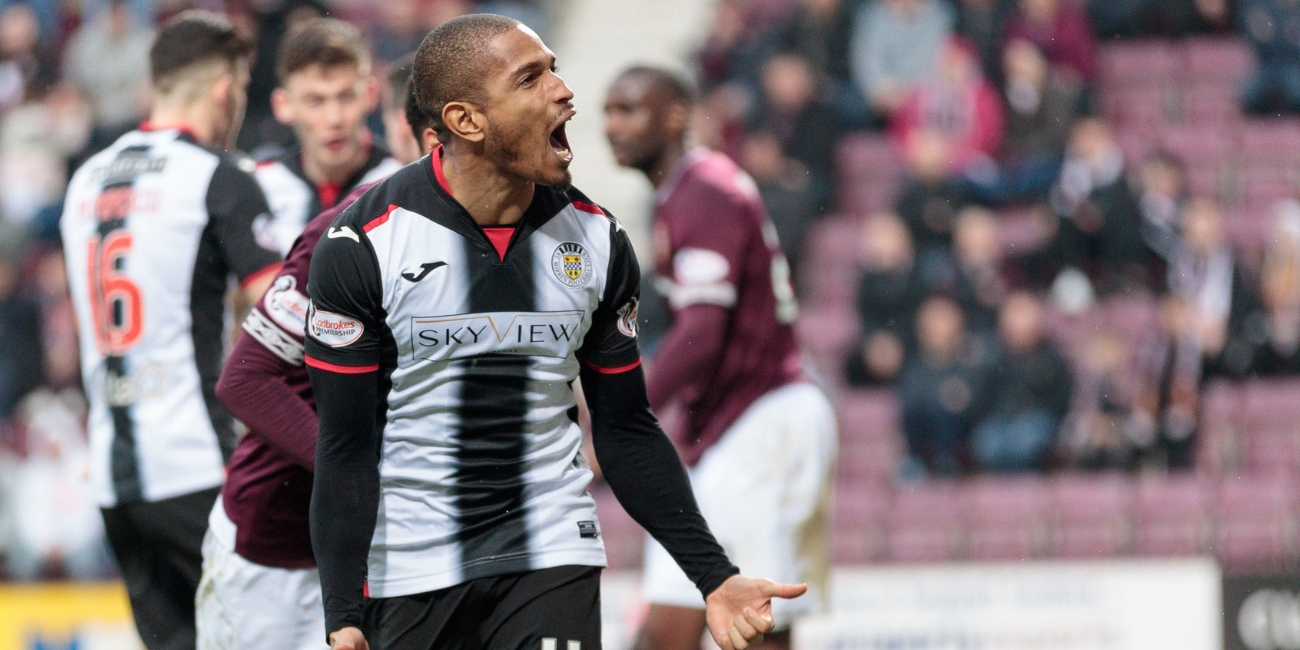 Match Report: Hearts 1-1 St Mirren