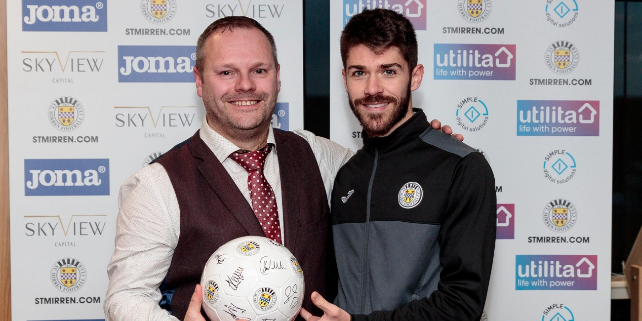 Hospitality Gallery: St Mirren v Livingston (2nd March)