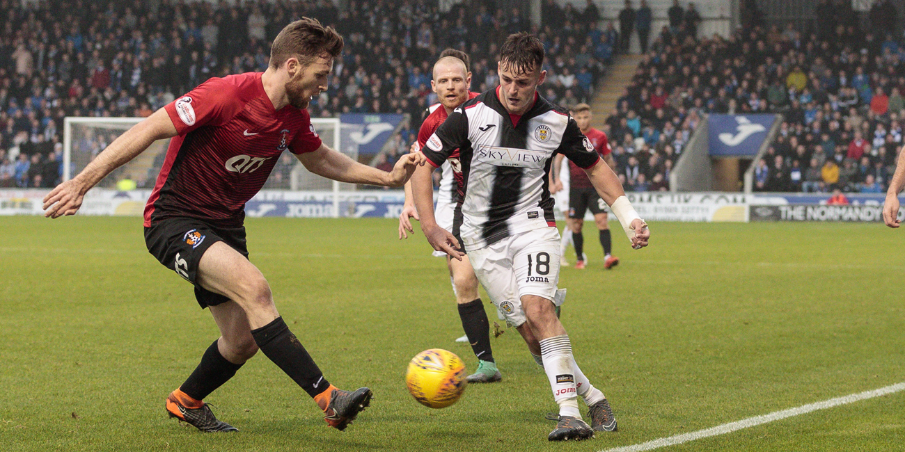 Matchday Info: St Mirren v Kilmarnock (11th Mar)