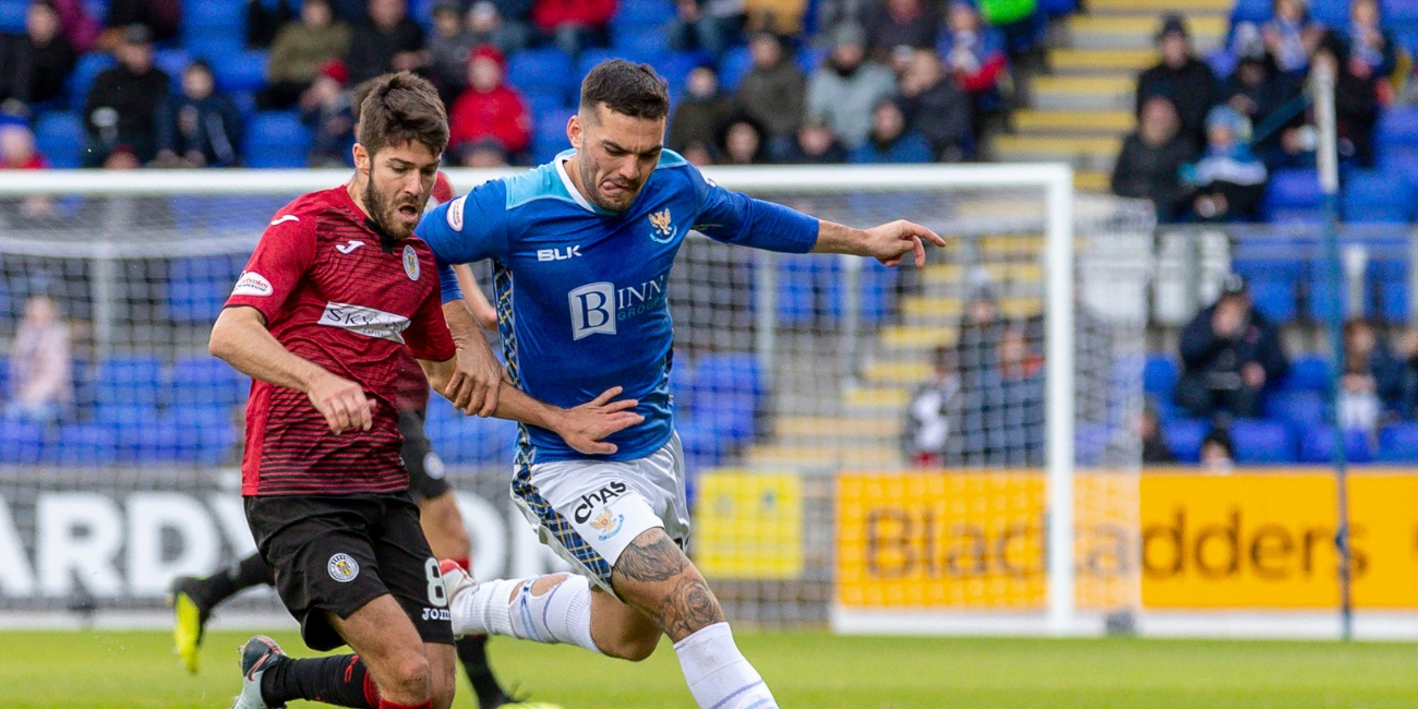 Match Preview: St Johnstone v St Mirren