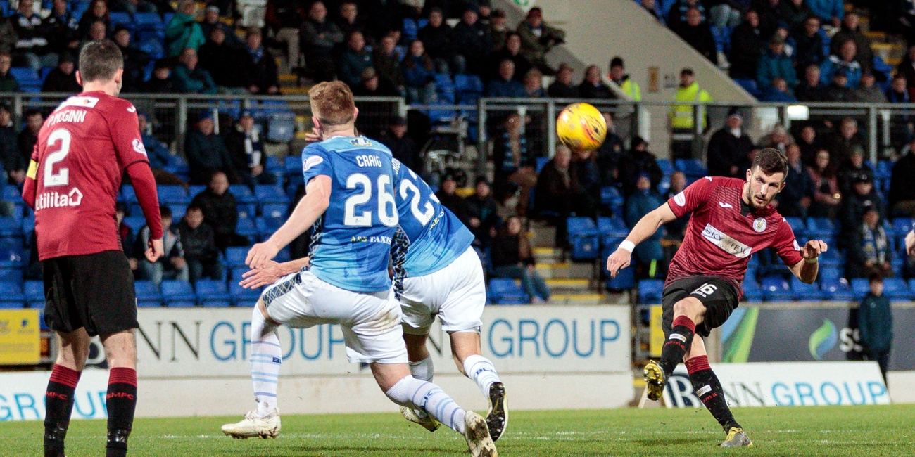 Match Report: St Johnstone 1-0 St Mirren