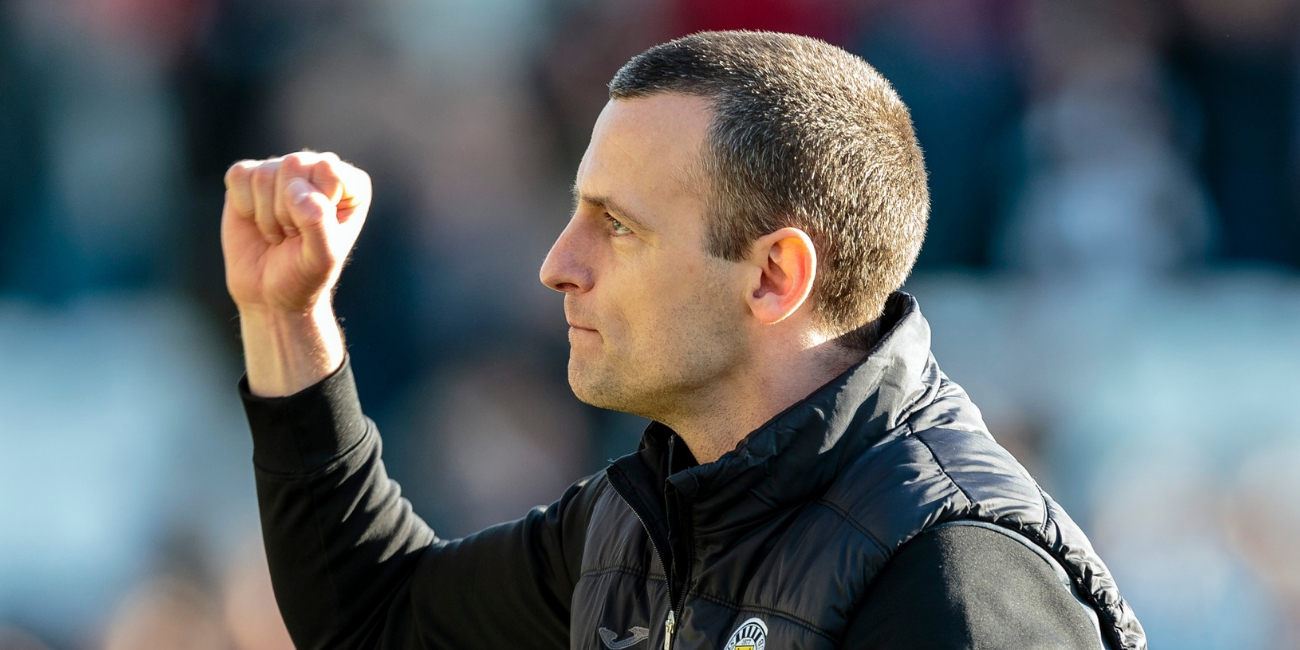 Reaction: Oran Kearney Post Dundee (30th Mar)