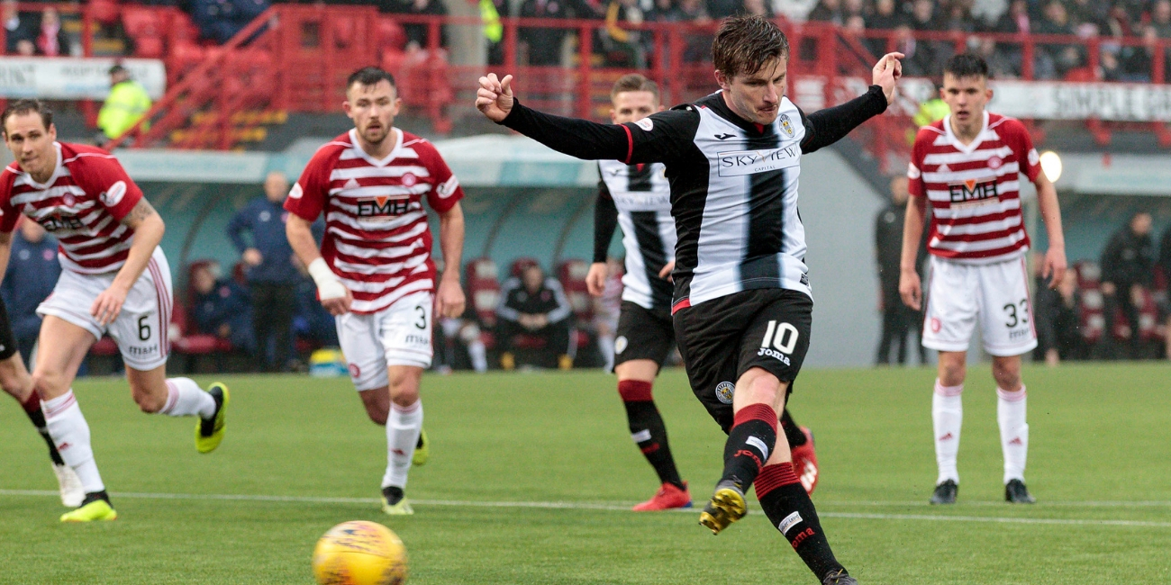 Match Report: Hamilton 1-1 St Mirren