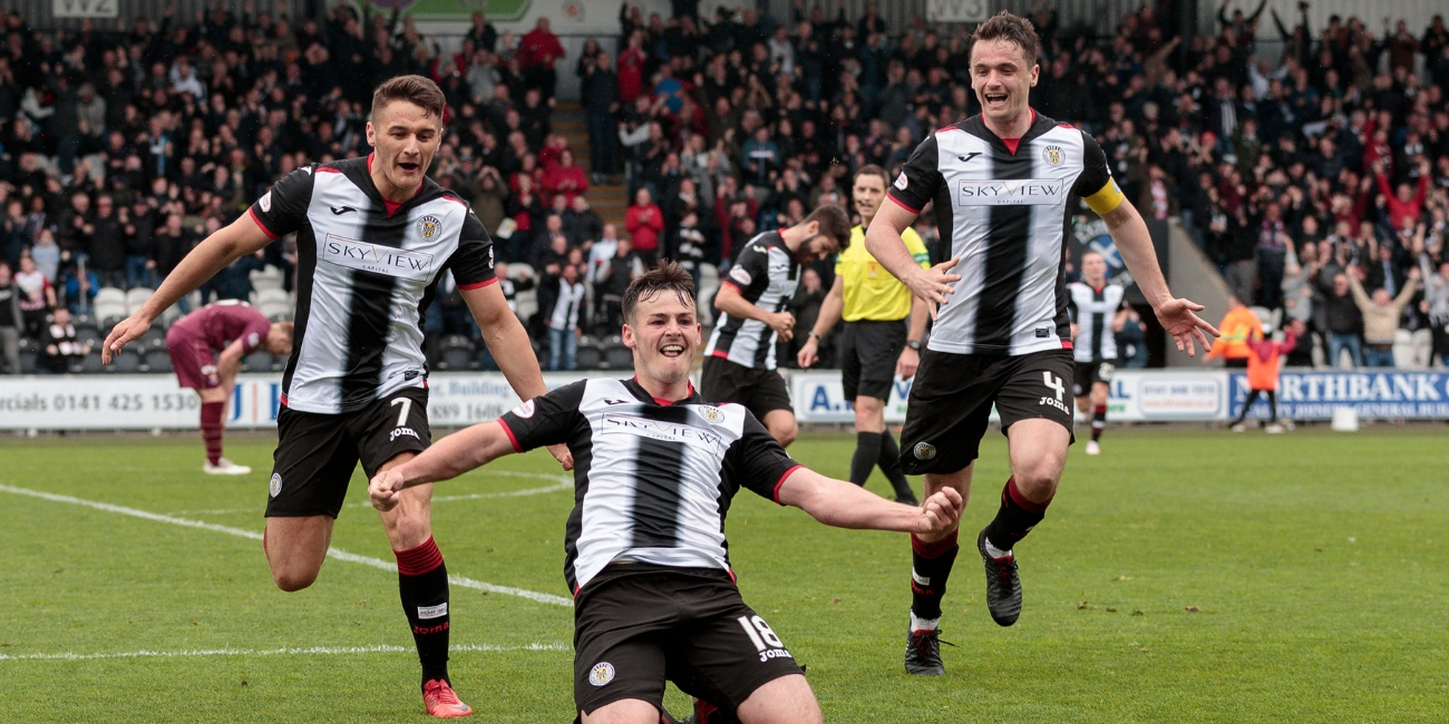 Match Report: St Mirren 1-1 St Johnstone