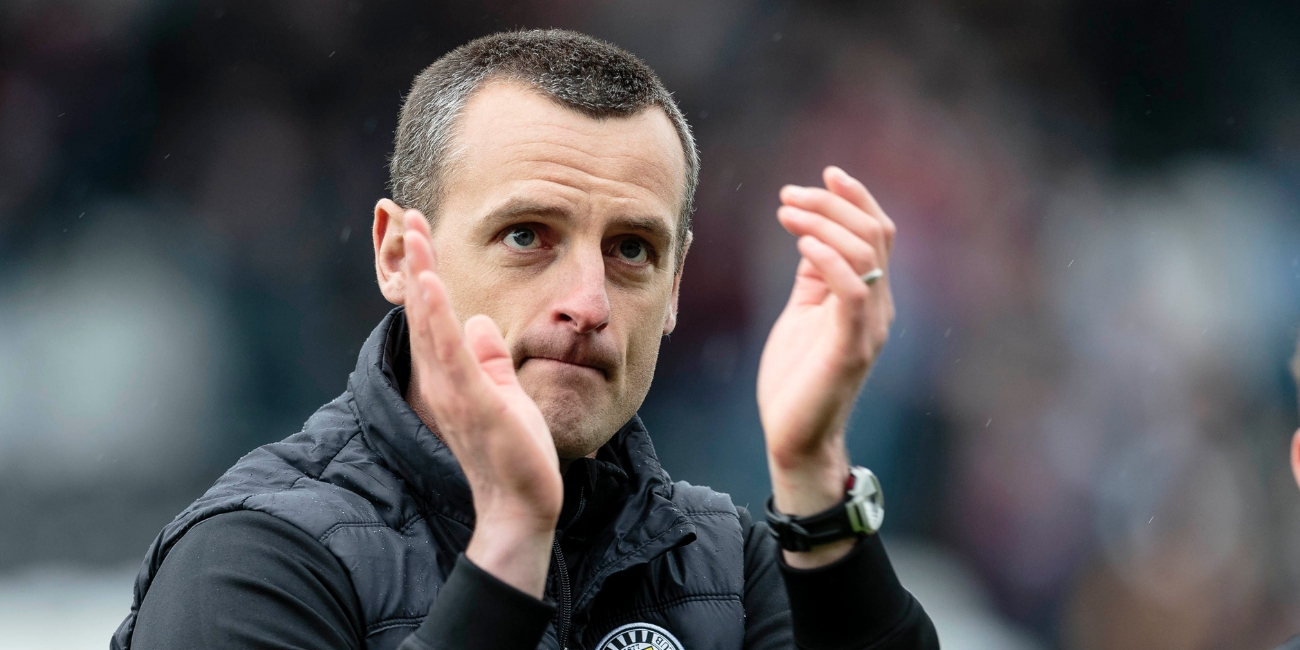 Reaction: Oran Kearney Post-St Johnstone