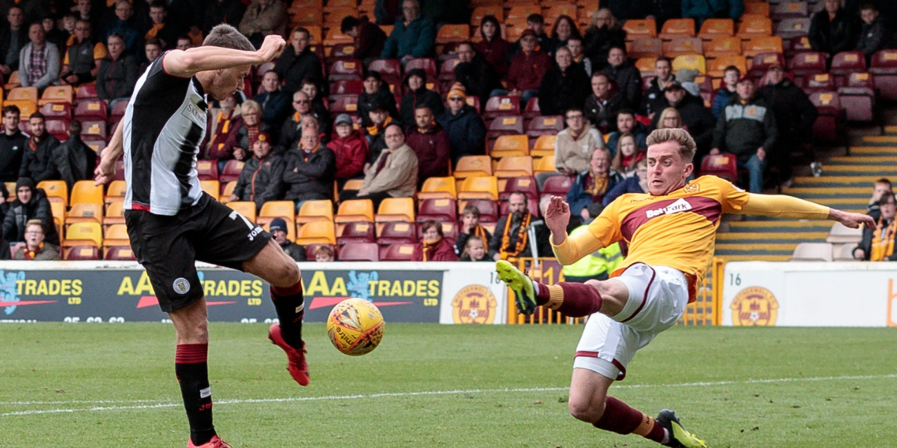 Match Report: Motherwell 1-1 St Mirren