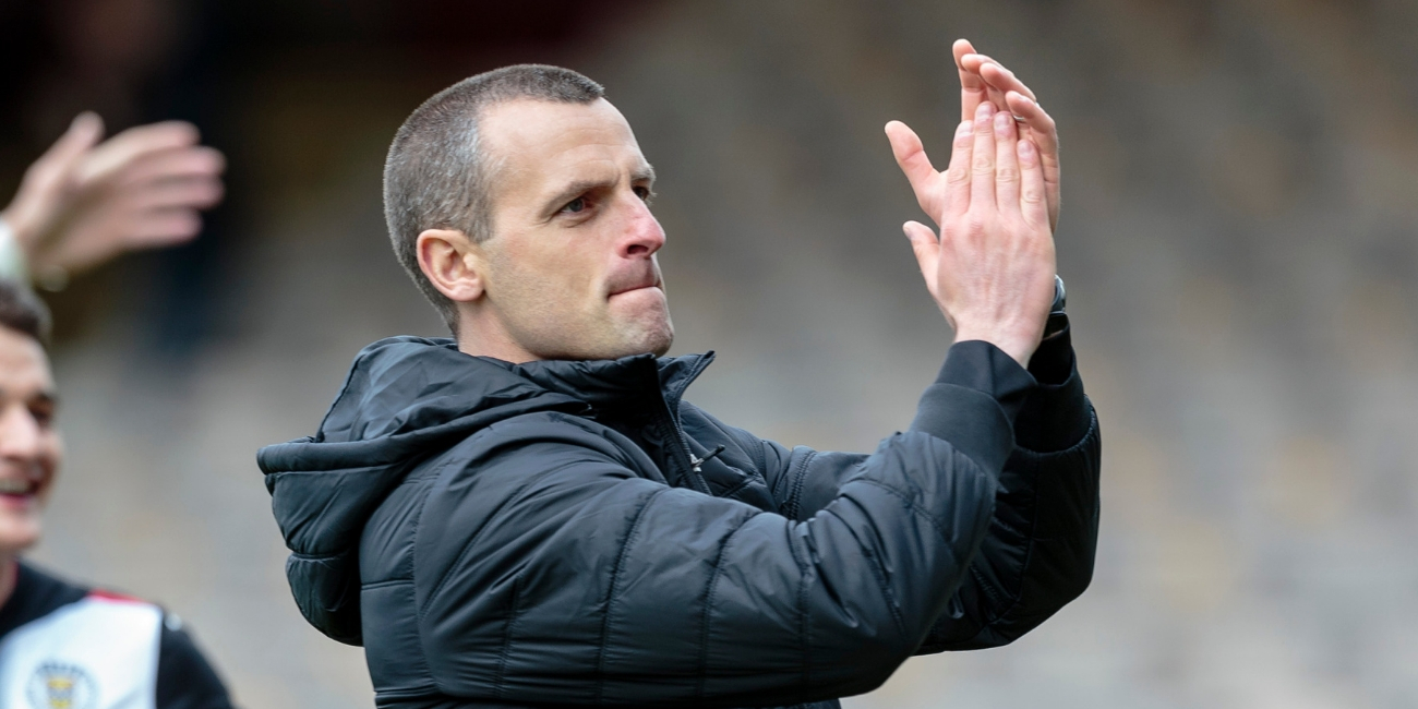 Reaction: Oran Kearney Post Motherwell (April 2019)