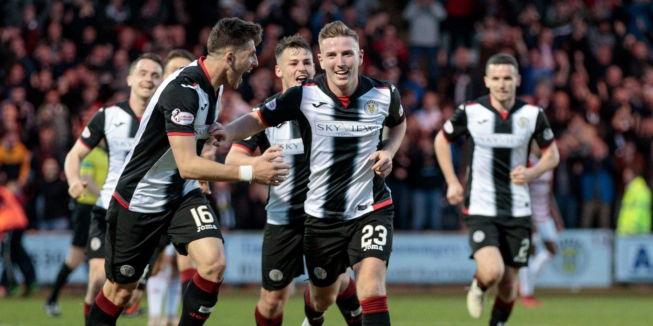 Match Report: St Mirren 2-0 Hamilton