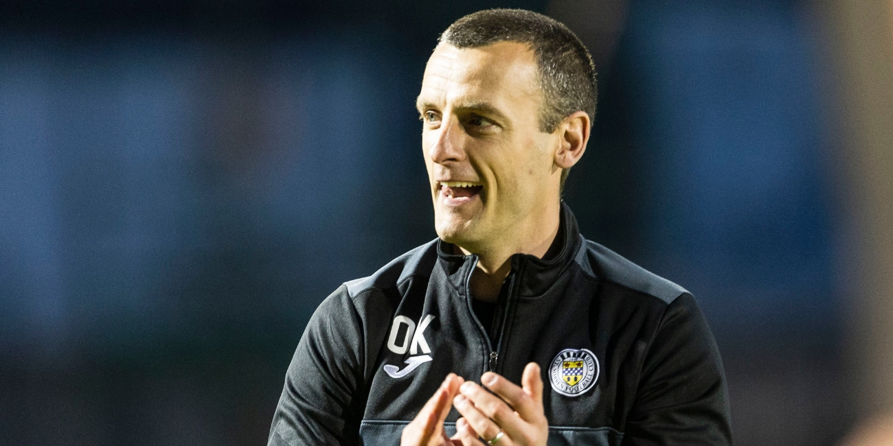 Reaction: Oran Kearney Post-Hamilton Accies